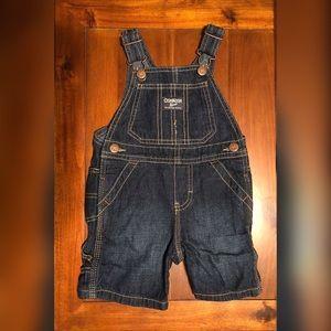 OshKosh 18mo jean overalls